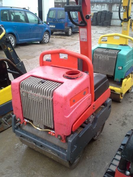 AMMANN AR65 mini cilindri compactori