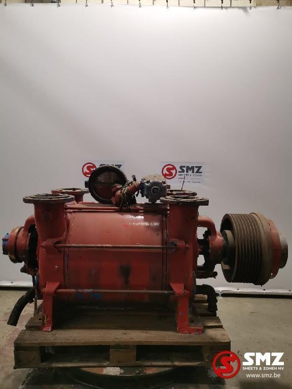 motopompa Diversen Occ vacuum waterring pomp SIHI