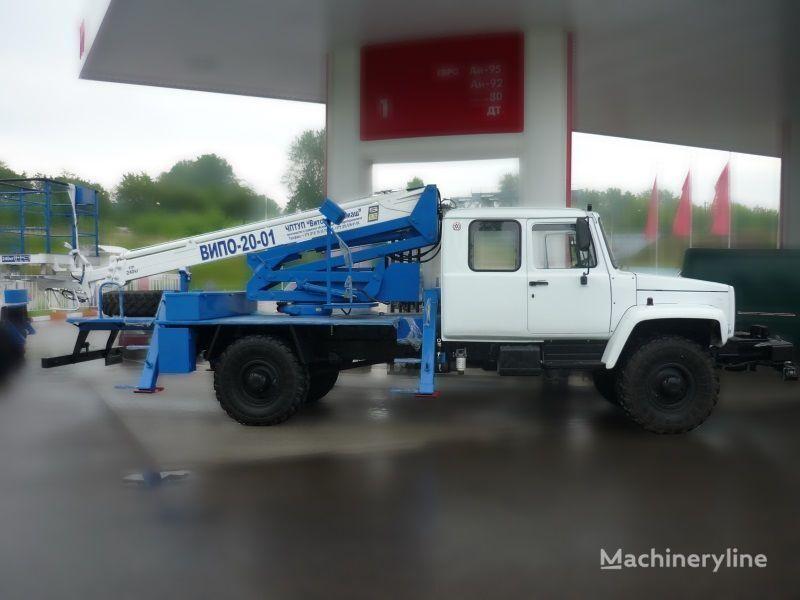GAZ Sadko nacelă pe camion