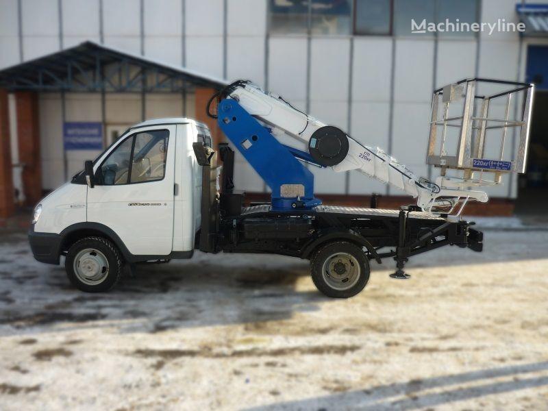 GAZ VIPO-12t na baze GAZEL nacelă pe camion