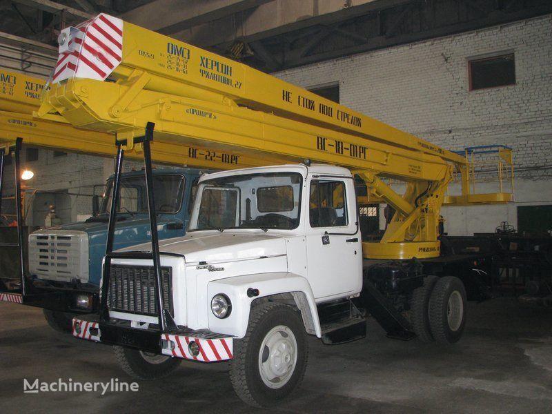 GAZ VS—18-01 RG  nacelă pe camion