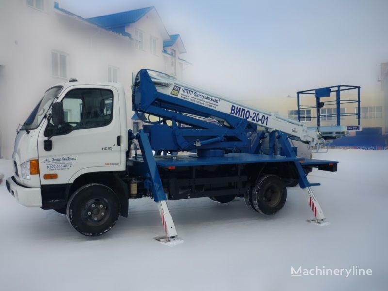 HYUNDAI Avtopodemnik  nacelă pe camion