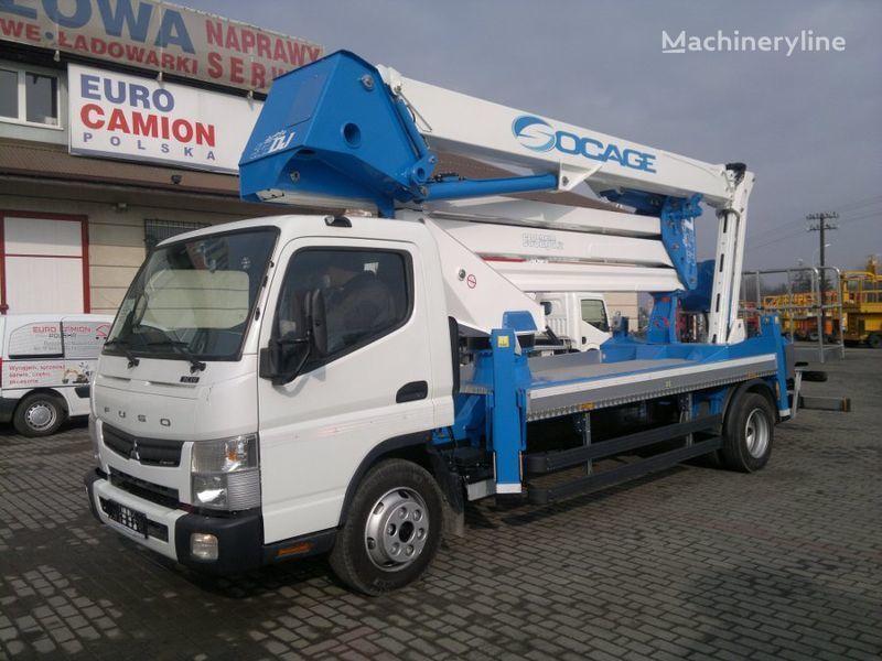 MITSUBISHI  Canter Fuso nowy podnośnik koszowy zwyżka 32m nacelă pe camion nou