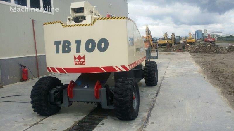 nacele cu brat telescopic TEREX TB100