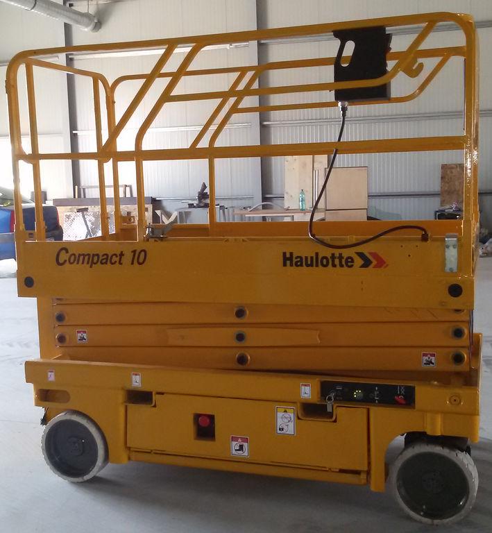platforma foarfeca HAULOTTE Compact 10