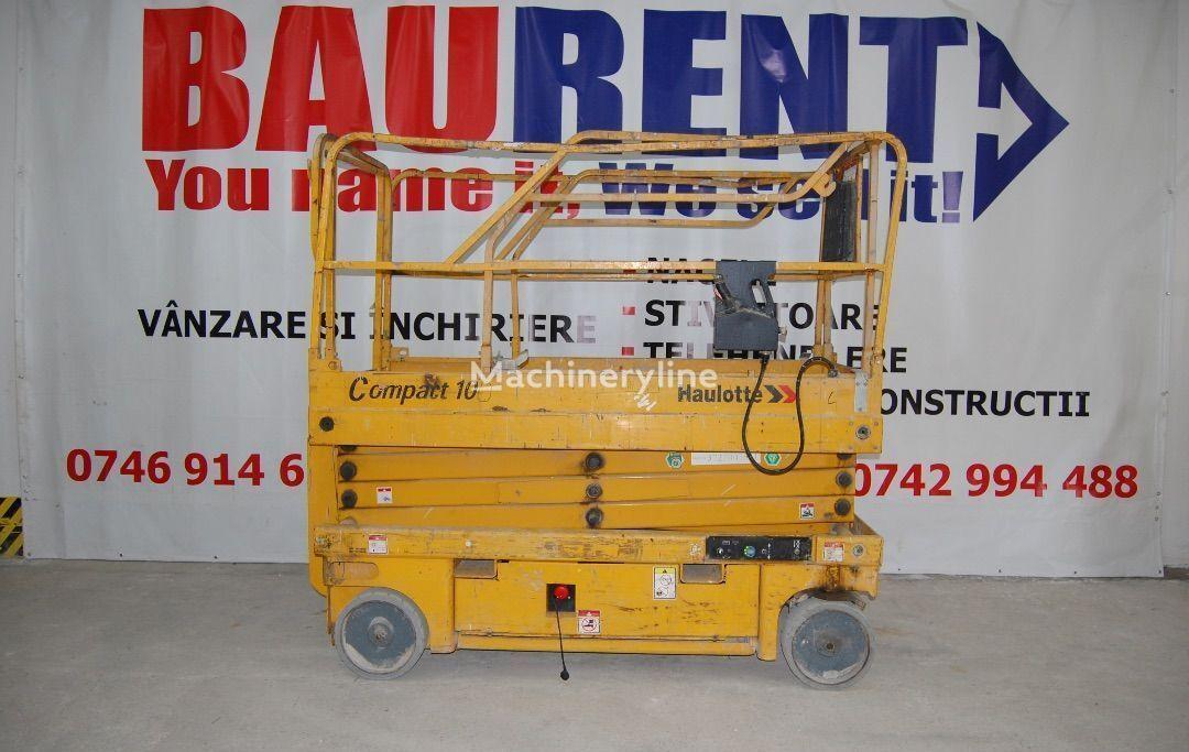 platforma foarfeca HAULOTTE Compact 10 - 2008