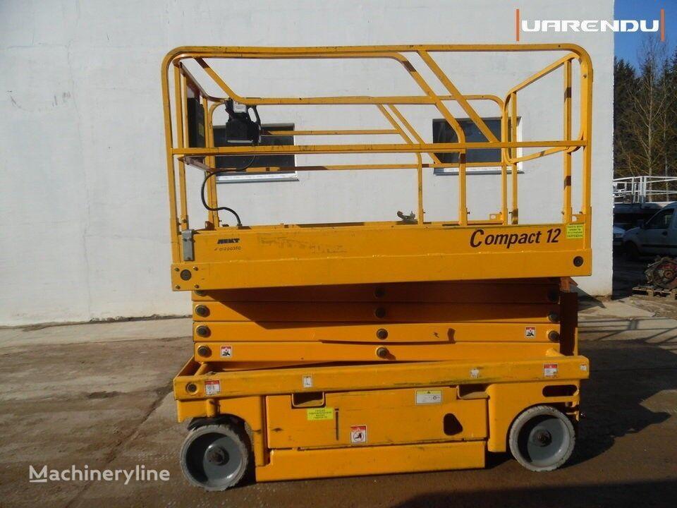 platforma foarfeca HAULOTTE Compact 12