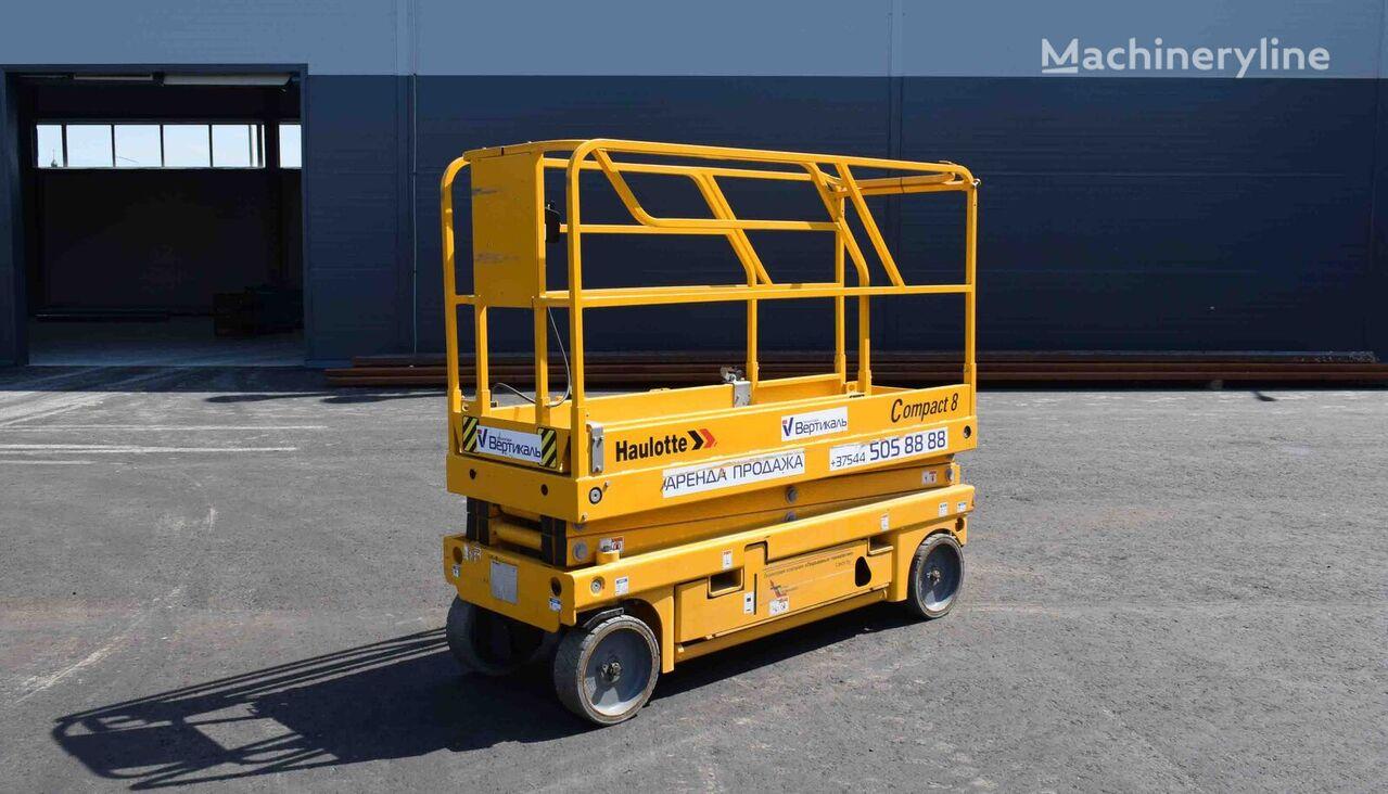platforma foarfeca HAULOTTE Compact 8
