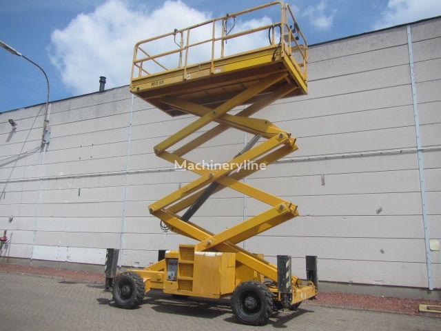 platforma foarfeca HAULOTTE H 12 SX