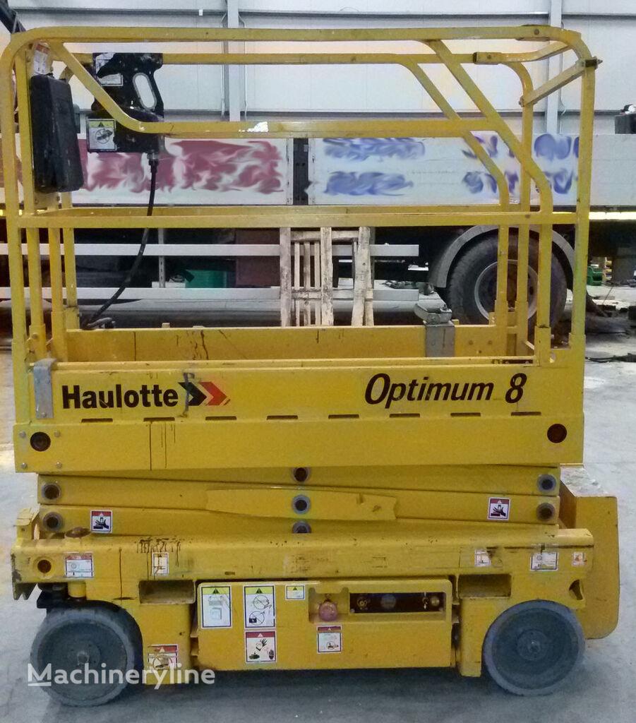 platforma foarfeca HAULOTTE Optimum 8