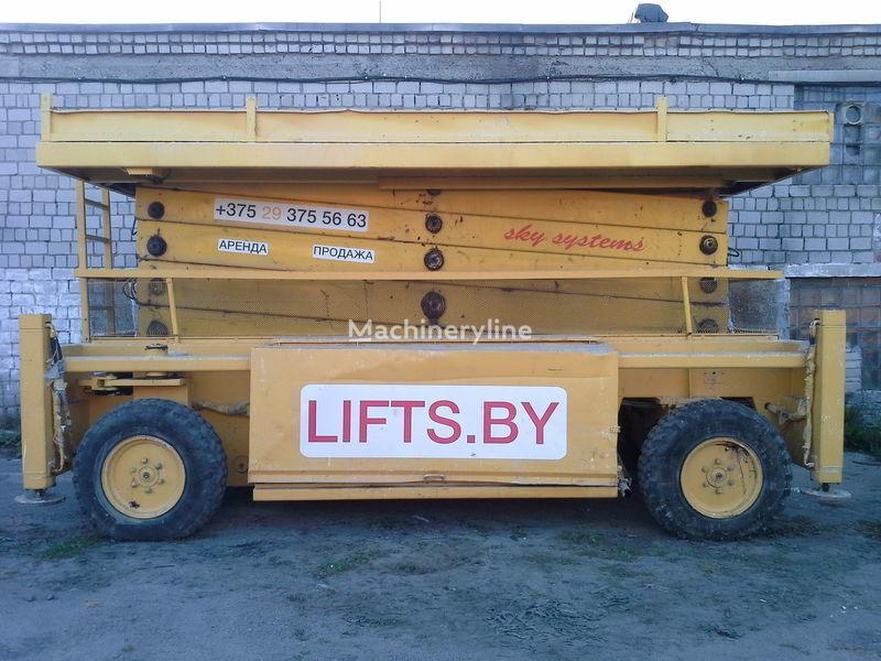 LIFTLUX SL-205-25   22.5m  4*4 platforma foarfeca