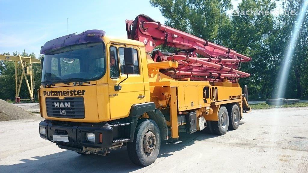 PUTZMEISTER PUTZMEITER 36 / MAN 33.360 pompă de beton