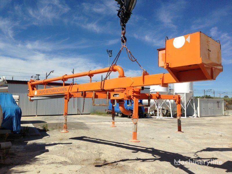 PUTZMEISTER BP12/C-55M pompă staţionară pentru beton