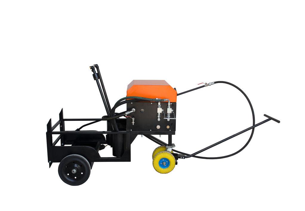 pulverizator bitum Skrapiarka do emulsji bitumicznej / Asphalt Sprayer Ticab BS-200 nou