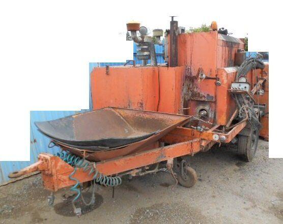 pulverizator bitum Strassmayr Patchmatic STP 1008