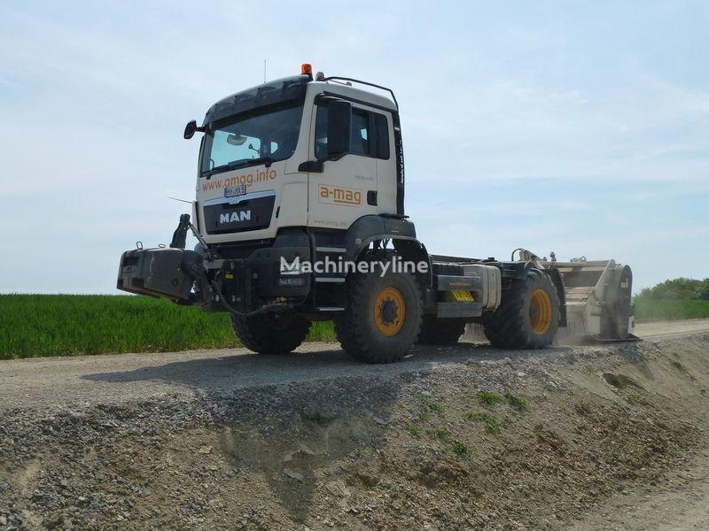 MAN TGS 18.480  - 4x4 reciclare asfalt nou