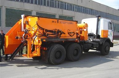 MAZ YaR-4 reciclare asfalt