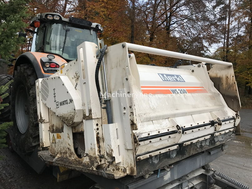 reciclare asfalt WIRTGEN WS250