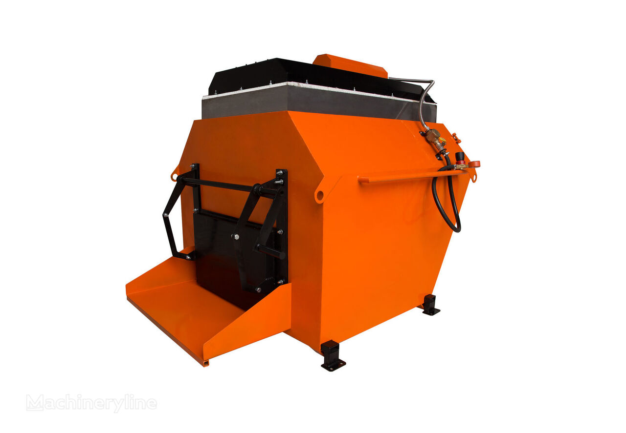 reciclator asfalt TICAB RA-500 nou