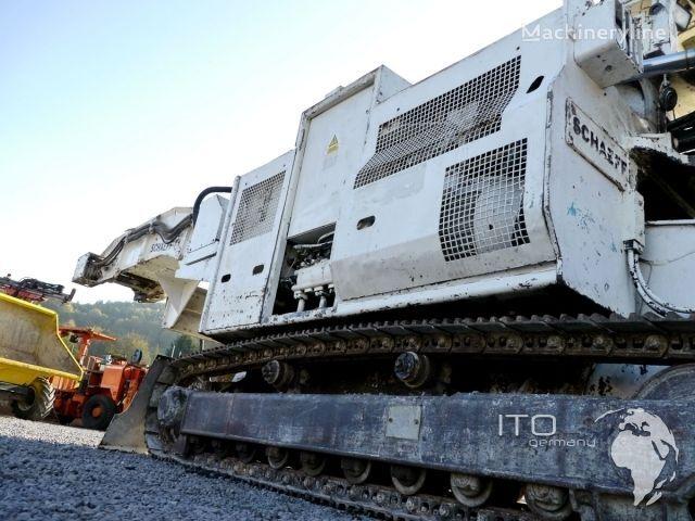 utilaj pentru săpat tuneluri SCHAEFF ITC 112 /120 Spezialbagger