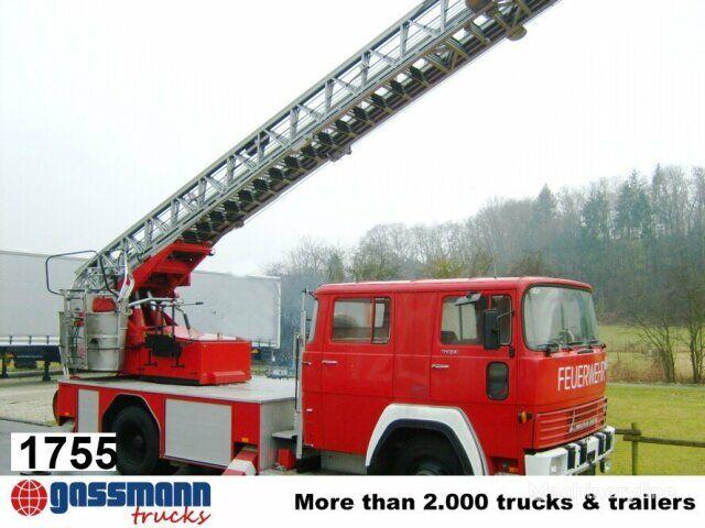 autoscara FM 170 D 12F Feuerwehr Drehleiter
