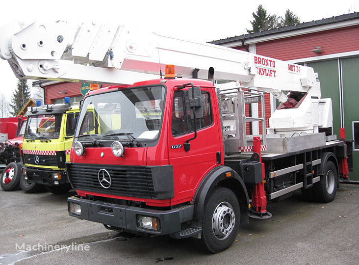 autoscara MERCEDES-BENZ 1722 4X2WD