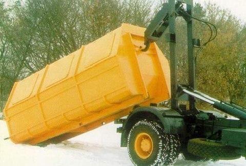 KO-452.01.00.000  container gunoi
