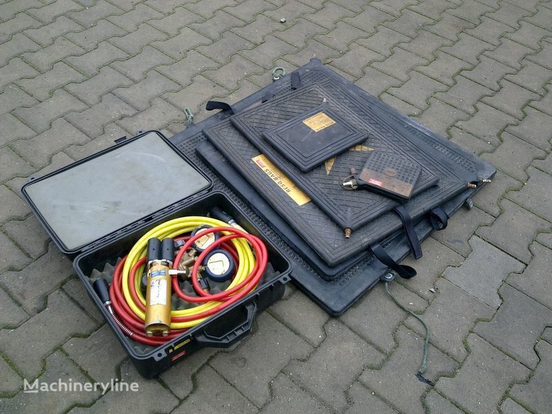 6* RESCUE BAG echipamente de stingere a incendiilor