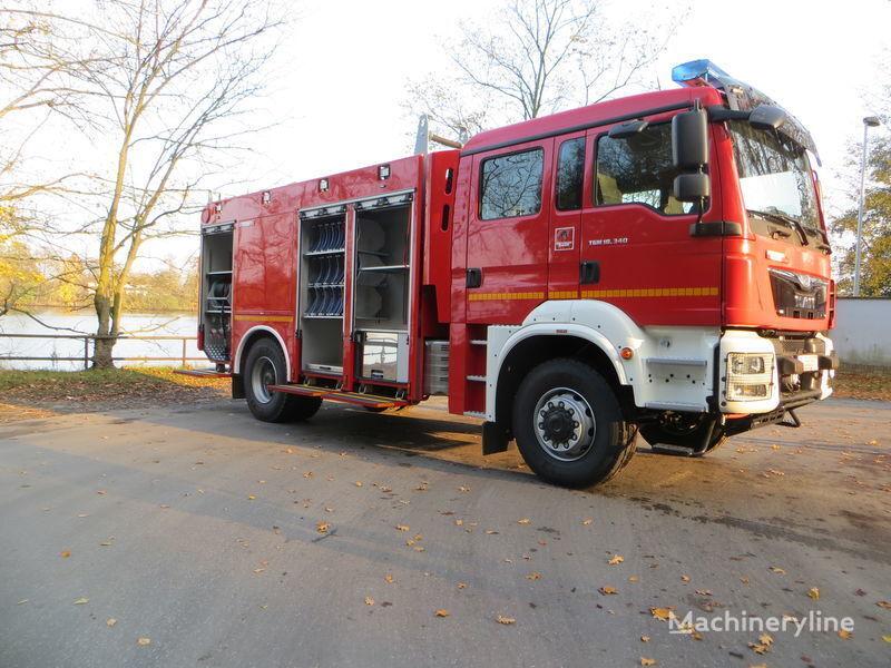 mașină de pompieri MAN TGM 18.340 TLF 6000 Neu/New nouă
