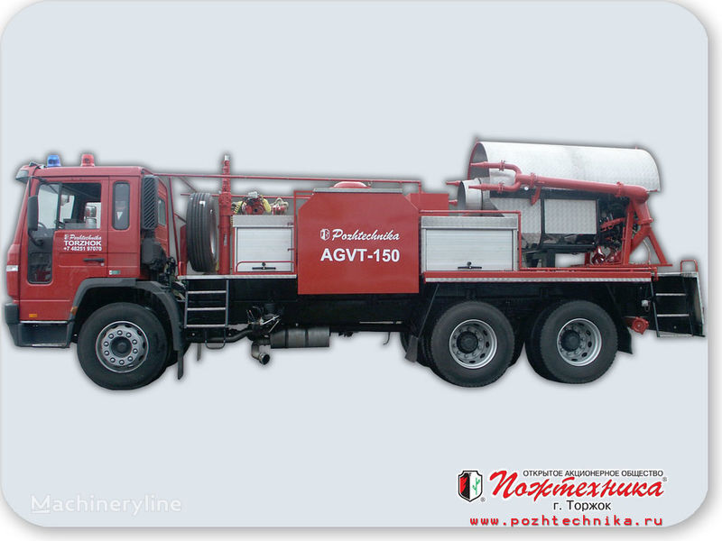 VOLVO AGVT-150 Avtomobil gazovogo tusheniya  mașină de pompieri