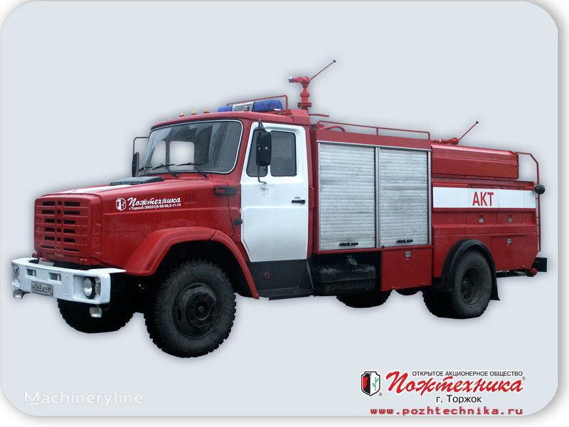ZIL AKT-1,0/1000-40/40 Avtomobil kombinirovannogo tusheniya    mașină de pompieri