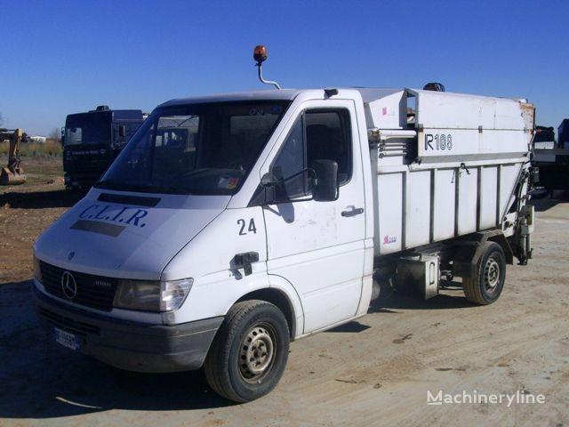 MERCEDES-BENZ 308 DT NG/35/35/C maşina de gunoi