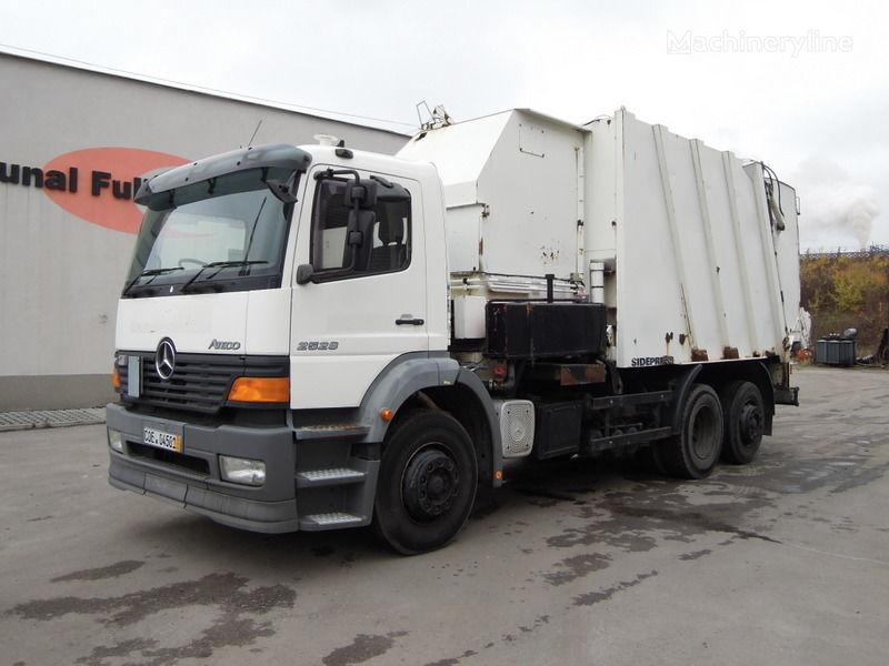 MERCEDES-BENZ Atego 2528 FOR PARTS maşina de gunoi