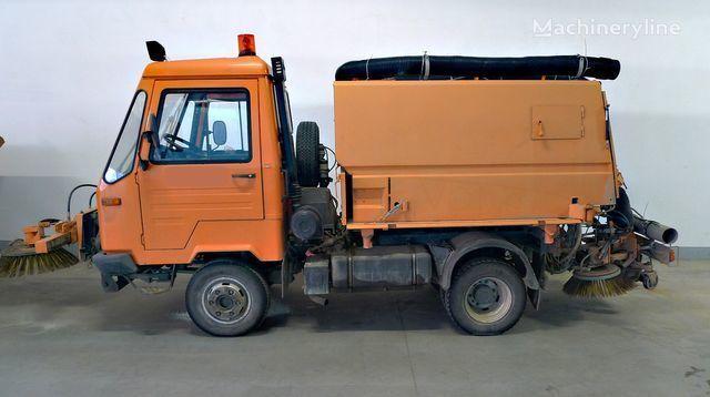 MULTICAR 26 TRILETY MUK (+ SAUGE 5m  maşina de măturat stradă