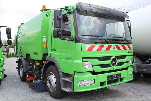 VARZ-MV-1318-06 maşina de măturat stradă nou